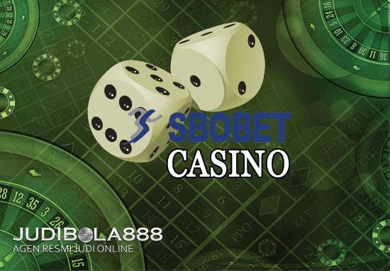 Agen Sbobet Casino Online Minimal Depo 50 ribu