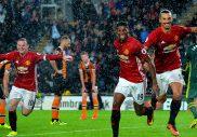 Manchester United Mencatat Hasil Sempurna Berkat Gol Marcus Rashford