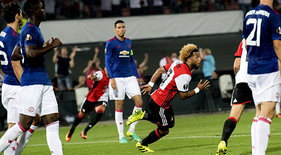 Manchester United Kalah 0 – 1 Pada Laga Pembuka Liga Eropa Di Kandang Feyenoord